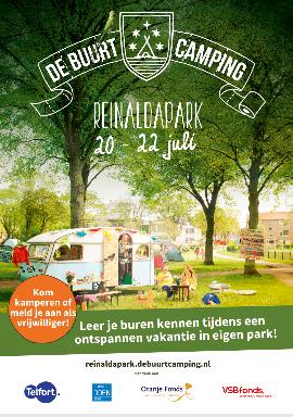 Buurtcamping/Reinaldapark