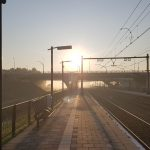 Bouw liften station Haarlem-Spaarnwoude (13)