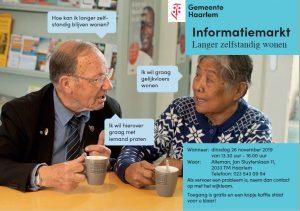 Informatiemarkt Langer zelfstandig wonen