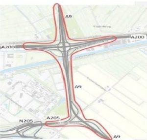 Kaart Rottepolderplein